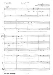 Ihr stürzt nieder, Repetitio / Franck Krawczyk | Krawczyk, Franck (1969-....). Compositeur