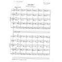 Farben n° 350-3 = Transcription de l'op. 16 n° 3 et de l'op. 19 n° 6 de Schoenberg : Manuscrit autographe / Franck Krawczyk, Arnold Schoenberg | Krawczyk, Franck (1969-....). Compositeur